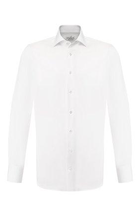 Мужская хлопковая сорочка VAN LAACK белого цвета, арт. RIVARA-SFN/150190 | Фото 1
