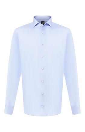 Мужская хлопковая сорочка VAN LAACK голубого цвета, арт. MAND0-DSF/130972 | Фото 1