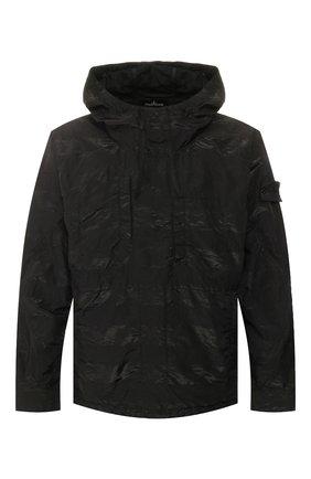 Мужская анорак STONE ISLAND SHADOW PROJECT черного цвета, арт. 721940301 | Фото 1