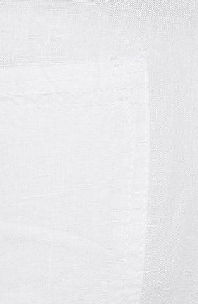 Льняные шорты   Фото №5