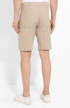 Льняные шорты | Фото №4