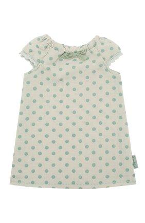 Детского одежда для игрушки ночная рубашка 2 MAILEG зеленого цвета, арт. 16-9203-01 | Фото 1