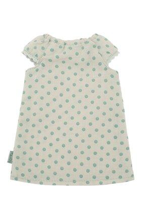 Детского одежда для игрушки ночная рубашка 2 MAILEG зеленого цвета, арт. 16-9203-01 | Фото 2