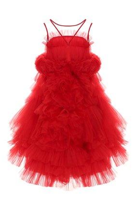 Детское платье charlotte SASHA KIM красного цвета, арт. УТ-00000311 | Фото 2
