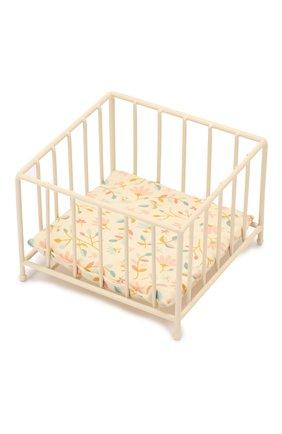 Детского игрушка манеж для новорожденных MAILEG белого цвета, арт. 11-9105-00 | Фото 2
