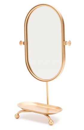 Детского игрушка настольное зеркало MAILEG золотого цвета, арт. 21-9100-00 | Фото 2