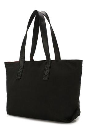 Детская сумка KARL LAGERFELD KIDS черного цвета, арт. Z10076 | Фото 2