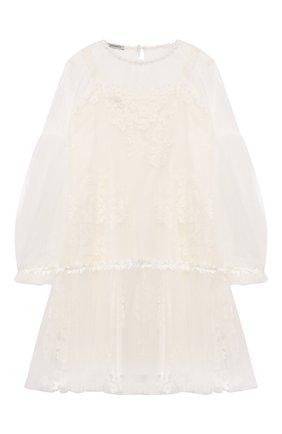 Комплект из платья и блузки | Фото №1