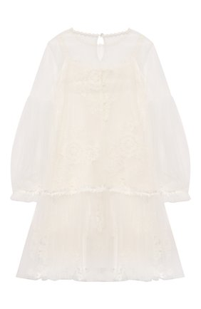 Комплект из платья и блузки | Фото №2