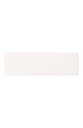 Детская хлопковая повязка IL TRENINO белого цвета, арт. 20 6685/E0 | Фото 2