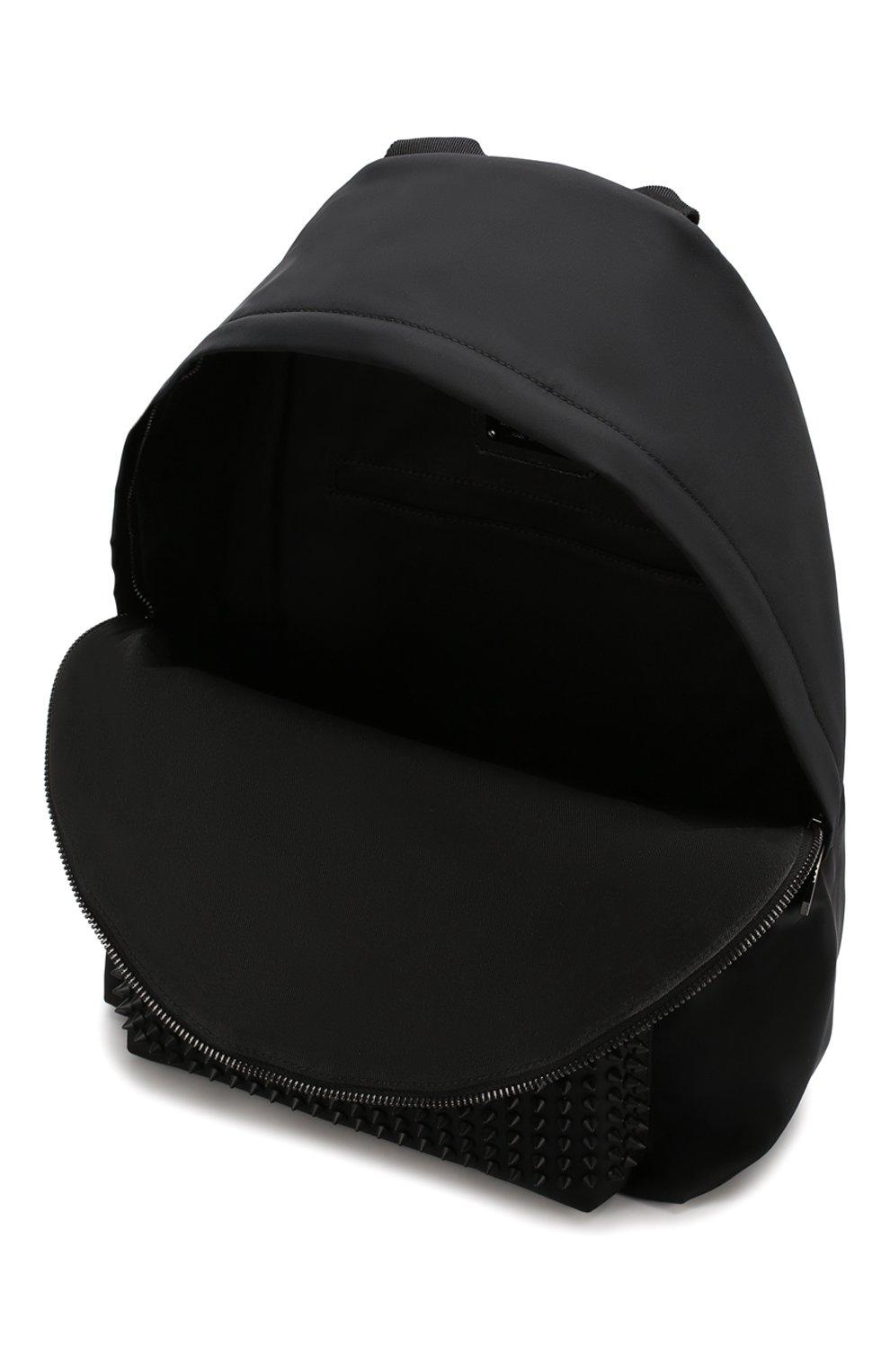 Мужской рюкзак PHILIPP PLEIN черного цвета, арт. S20A MBA0906 PCO019N | Фото 4