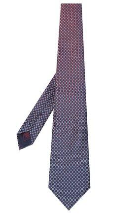Мужской шелковый галстук BRIONI красного цвета, арт. 062L00/P940J | Фото 2