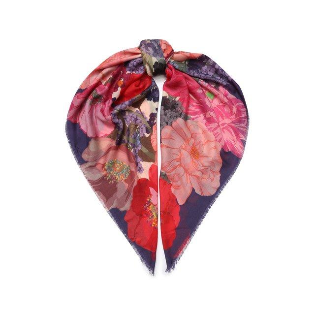 Платок Valentino Garavani из смеси кашемира и шелка Valentino