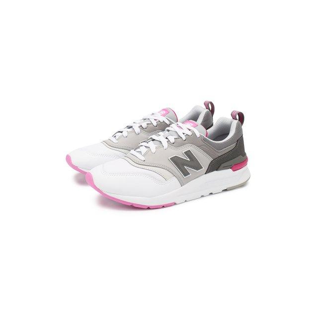 Комбинированные кроссовки 997H New Balance — Комбинированные кроссовки 997H