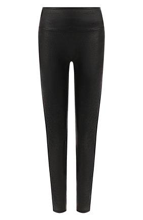 Женские леггинсы SPANX черного цвета, арт. 2437 | Фото 1
