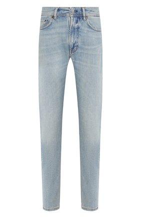 Женские джинсы ACNE STUDIOS голубого цвета, арт. A00007/W | Фото 1