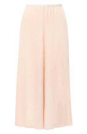 Женская юбка-миди FORTE_FORTE оранжевого цвета, арт. 7054 | Фото 1