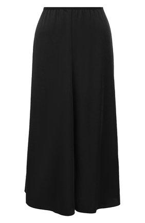 Женская юбка-миди FORTE_FORTE черного цвета, арт. 7054 | Фото 1