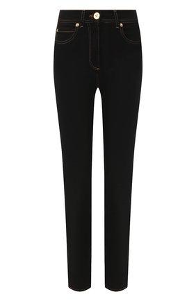 Женские джинсы VERSACE черного цвета, арт. A85438/A231044 | Фото 1