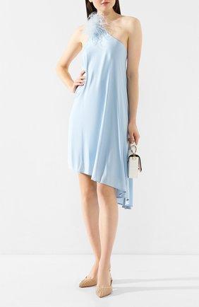 Женское платье из вискозы CULT GAIA светло-голубого цвета, арт. 50111Y03 SKY | Фото 2