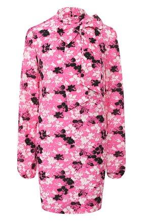 Женское платье из вискозы N21 фуксия цвета, арт. 20E N2P0/H121/5209 | Фото 1