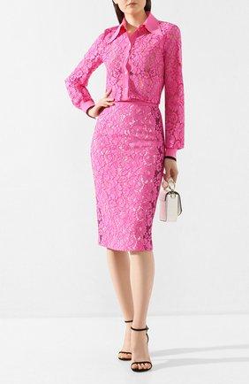 Женская юбка N21 фуксия цвета, арт. 20E N2P0/C021/5336 | Фото 2