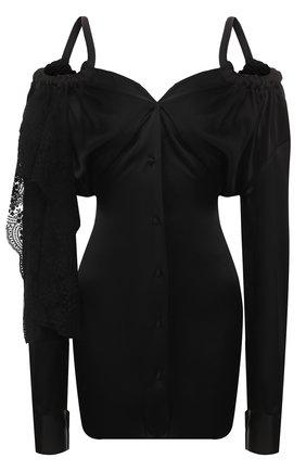 Женское платье ACT N1 черного цвета, арт. RD2002 | Фото 1