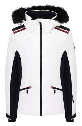 Женская куртка rossignol TOMMY HILFIGER белого цвета, арт. WW0WW26370 | Фото 1