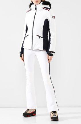 Женская куртка rossignol TOMMY HILFIGER белого цвета, арт. WW0WW26370 | Фото 2