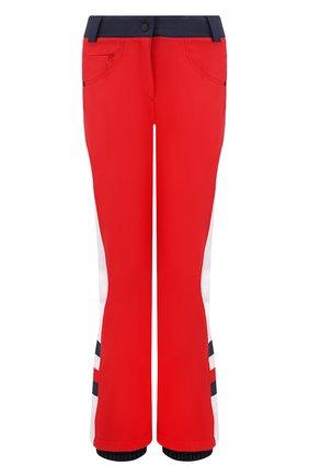 Женские утепленные брюки rossignol TOMMY HILFIGER разноцветного цвета, арт. WW0WW26373 | Фото 1
