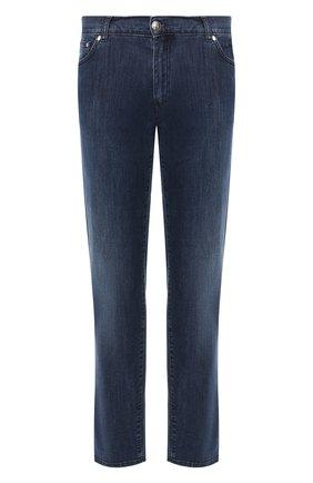Мужские джинсы BILLIONAIRE синего цвета, арт. B20C MDT1991 BTE001N | Фото 1
