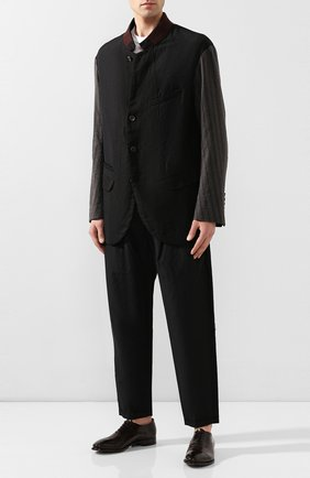 Мужские кожаные оксфорды SILVANO SASSETTI коричневого цвета, арт. S19971X413BDIVITDM. | Фото 2