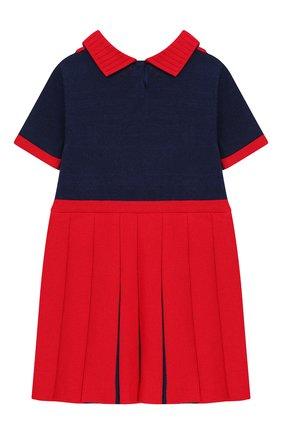 Женский платье GUCCI красного цвета, арт. 596294/XKA6A | Фото 2