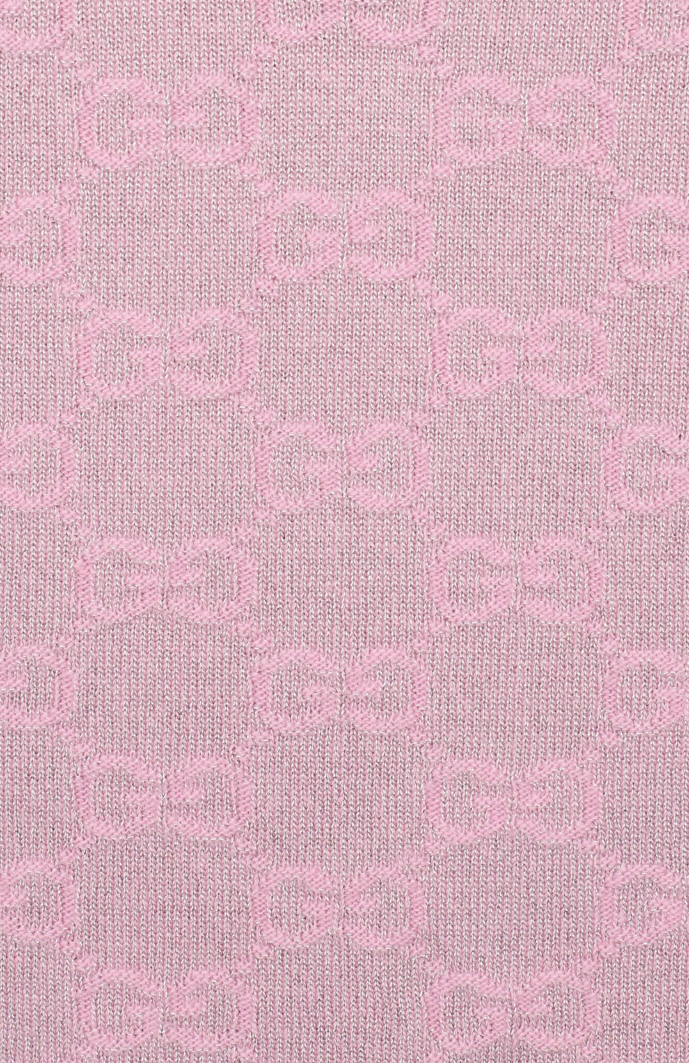 Женский шерстяное платье GUCCI розового цвета, арт. 603484/XKA6R | Фото 3