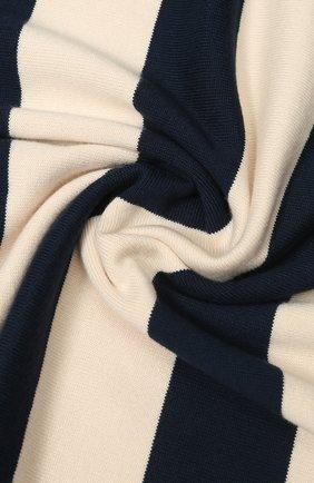 Детского хлопковое одеяло GUCCI синего цвета, арт. 603822/3K111 | Фото 2
