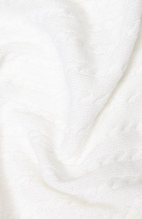 Одеяло из хлопка и кашемира | Фото №2