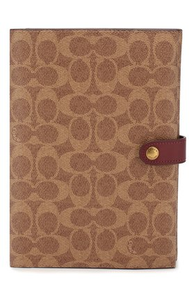 Мужского чехол для ipad COACH красного цвета, арт. 87650 | Фото 1