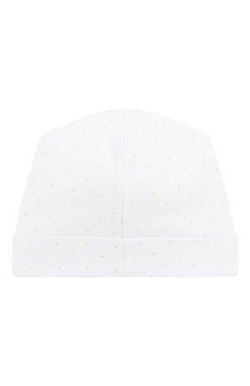 Детского шапка worth the wait MAGNOLIA BABY белого цвета, арт. E103-50-WH | Фото 2