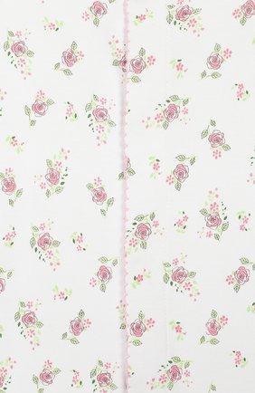 Детский комбинезон hope's rose essentia MAGNOLIA BABY розового цвета, арт. E105-22P-PK   Фото 3