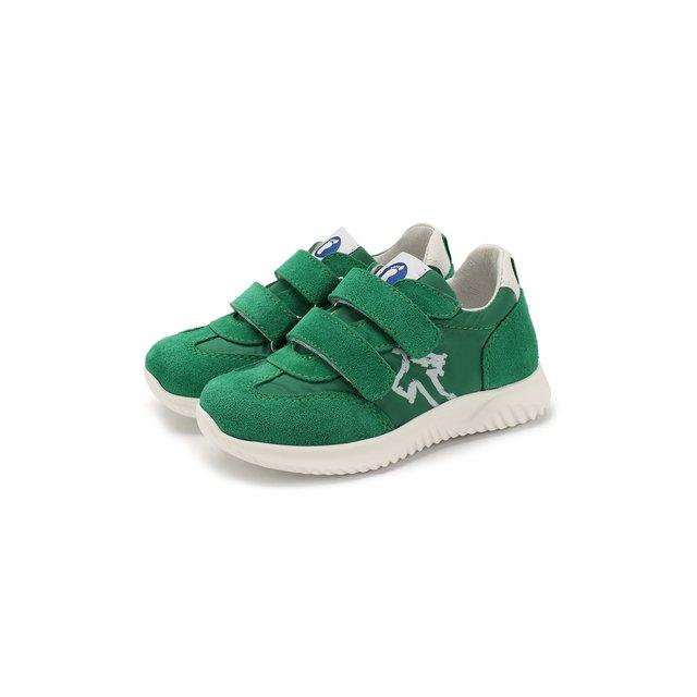 Замшевые кроссовки Walkey — Замшевые кроссовки
