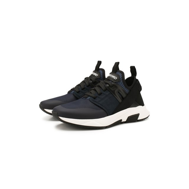 Текстильные кроссовки Tom Ford — Текстильные кроссовки