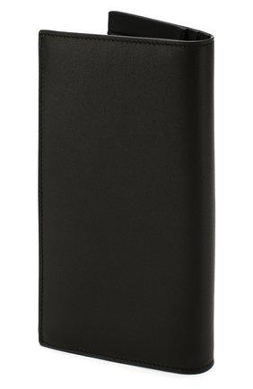 Мужской кожаное портмоне valentino garavani  VALENTINO черного цвета, арт. TY2P0715/ZQU | Фото 2