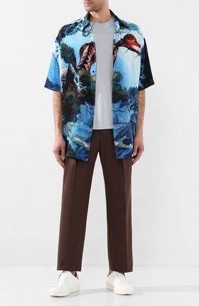 Шелковая рубашка   Фото №2