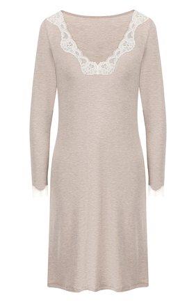 Женская сорочка ANTIGEL бежевого цвета, арт. ENA1306_беж   Фото 1