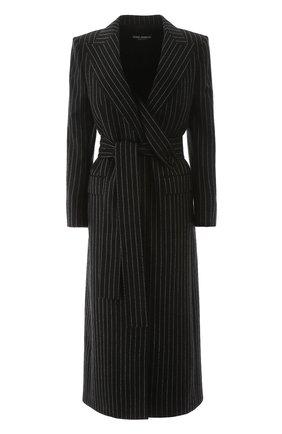 Женское шерстяное пальто DOLCE & GABBANA серого цвета, арт. F0Z60T/FR2XI | Фото 1