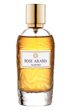 Парфюмерная вода rose arabia almond WIDIAN BY AJ ARABIA бесцветного цвета, арт. 3551440564036   Фото 1