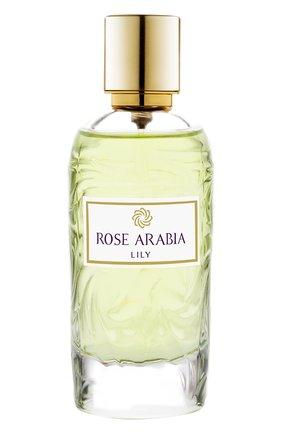 Парфюмерная вода rose arabia lily WIDIAN BY AJ ARABIA бесцветного цвета, арт. 3551440564012   Фото 1