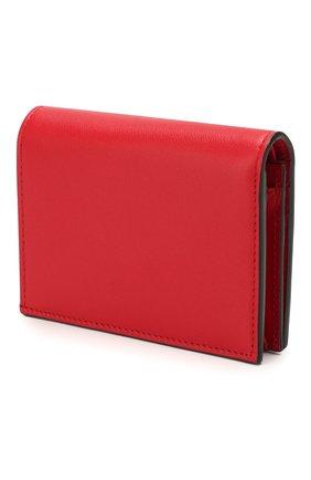 Женские кожаное портмоне valentino garavani VALENTINO красного цвета, арт. TW2P0P39/DRT | Фото 2
