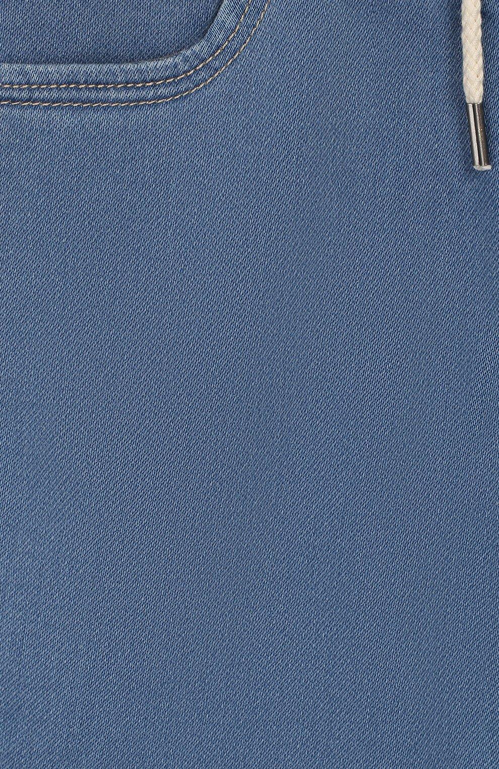 Детские джинсы MARC JACOBS (THE) голубого цвета, арт. W04177   Фото 3