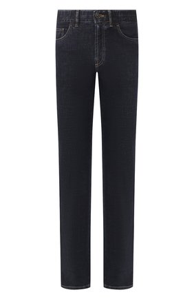 Мужские джинсы BRIONI темно-синего цвета, арт. SPNJ0L/P9D37/STELVI0 | Фото 1